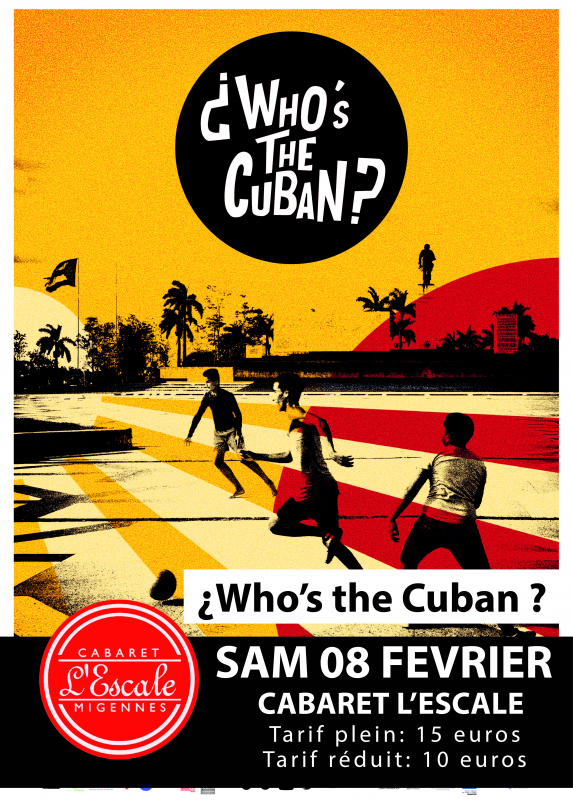 ¿ Who's the Cuban ?