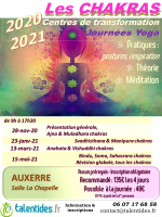 CHAKRAS  Yoga, centres de transformation