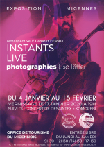 Instants LIVE - Photographies